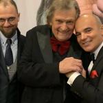 """Florin Piersic, atentie speciala acordata lui Oreste si Mircea Badea: """"Te urmaresc cum il urmaresc si pe dusmanul tau"""""""