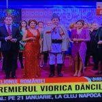 "Televiziunea PSD si-a mintit din nou grosier telespectatorii. Revelion inselator: ""Premierul Dancila canta"""