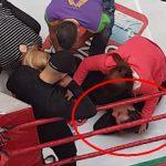 Mircea Badea (Antena 3), lesinat pe ring minute in sir. Imagini fabuloase, a fost facut KO in 5 secunde – Video