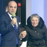 O femeie de 87 de ani a venit din Valcea pentru a fi alaturi de protestatarii din Piata Victoriei. Sase luni de la represiunea din 10 august