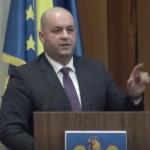 """Bodyguard-ul lui Dragnea, discurs despre 10 August: """"Voi, Jandarmeria, v-ati facut datoria fata de popor"""" – Video"""