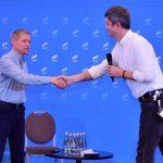 """Andrei Caramitru solicita ca USR si PLUS sa fuzioneze cat mai repede: """"Fiti rezonabili si ganditi-va la interesul comun. E mult prea important"""""""