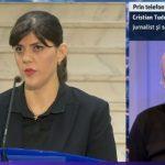 """""""Act de terorism profesional la adresa doamnei Kovesi"""". CTP, explozie de furie impotriva """"haitei de rechini"""" care conduce Romania"""