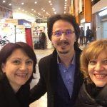 Felicitari, Oana Gheorghiu si Carmen Uscatu. Donatie de 10 milioane euro pentru constructia primului spital pentru copiii bolnavi de cancer