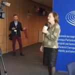 """Ma, de ce plange Grapini?"". Maria Grapini, devastata la Romania TV dupa victoria lui Kovesi"