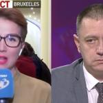 "Sabina Iosub, pusa la punct de Dan Alexe chiar in Comisia LIBE: ""A venit langa mine una de la Antena 3"""