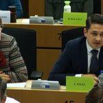 """""""Cat de prosti sunt PSD-istii"""". Cum se fac de ras la audierea lui Kovesi, l-au intrebat despre protocoale pe candidatul francez"""