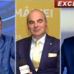 """Rares Bogdan, in gura lupului la Romania TV. Cum l-a pus la punct pe Ciutacu, care facea scandal ca PNL vrea sa """"starpeasca pesedistii"""""""