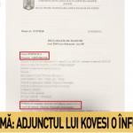Sectia speciala livreaza la Antena 3 documente confidentiale din dosarul Kovesi. Lui Kovesi i-au bagat pumnul in gura