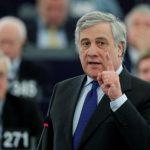 """Antonio Tajani, reactie hotarata de sustinere a lui Kovesi in urma actiunilor Sectiei speciale: """"Parlamentul European ramane alaturi de candidatul sau pentru Parchetul European"""""""