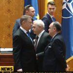 Dragnea, marlanie totala. Iata cum a trecut pe langa presedintele Iohannis, cum s-a comportat seful PSD