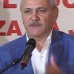 """Dupa fuga de la Iasi, Dragnea promite razbunare: """"Vom veni din nou la Iasi si vom avea un miting"""" – Video"""