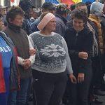 """""""Marele miting"""" PSD de la Craiova. Cum arata armata """"camasilor albe"""" cu care cuplul Olguta-Manda vrea sa impresioneze Romania – Video"""