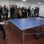 Seful Politiei de Frontiera s-a lasat batut la ping-pong de Viorica Dancila. Cum contribuie premierul la campania electorala a PSD