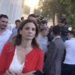 """""""Ce faci, e bine cu infractorii?"""". Anca Alexandrescu, pamantie in alaiul lui Dragnea, i-a disparut cu totul aroganta – Video"""