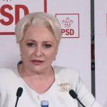 "Dancila anunta ca PSD va avea succes la prezidentiale la fel ca Iohannis: ""Si domnul presedinte Iohannis a plecat de la 20 la suta"""