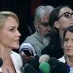 Firea, criza de nervi in direct la TV, aproape de miezul noptii. A zbierat la protestatarul Marian Ceausescu