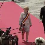 """Asa arata un presedinte european. Iohannis, aplaudat de sute de oameni: """"Romania este o tara respectata, se vede"""" – Video"""