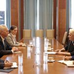 Noua eminenta cenusie a lui Dancila, prezenta la intalnirea cu ambasadorul SUA. Cine este Costin Mihalache