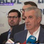 """Tariceanu nu se lasa dus de la macelarie: """"Continuam guvernarea alaturi de PSD. Este nevoie de o remaniere larga a guvernului"""""""