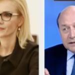 """Basescu a mitraliat-o pe Firea in direct la RTV: """"Va rog sa ramaneti o doamna"""". Firea, tipete si insulte, a uitat ca este bolnava – Video"""