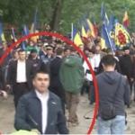 """La fel ca pe 10 August. Sebastian Cucos si ultrasii galeriilor au fost prezenti in Valea Uzului: """"Diversiunea"""" – Video"""