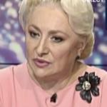 """Analfabeta Dancila este tot mai agresiva: """"L-as lasa corijent pe presedintele Iohannis"""""""