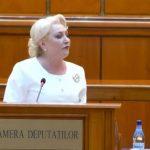 Imbatata de victorie, Dancila sustine ca romanii au votat pe 26 mai pentru ca Guvernul PSD sa ramana in functie