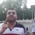 """Manifestant PSD la Cotroceni: """"Daca te prind vreodata la un miting PSD te bat de te p…i pe tine. Ba, stii cata bataie iti dau?"""" – Video"""