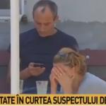"""O noua ticalosie Antena 3. """"Cat de bestie, de ticalos, sa fii!"""". Filmeaza prin gard reactiile familiei Alexandrei la confirmarea mortii fetei"""