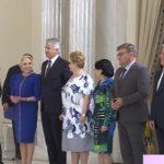 Sfidare. Dancila s-a dus cu Ciordache la Palatul Cotroceni, la depunerea juramantului de catre cei trei noi ministri