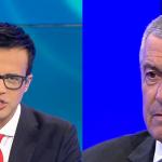 """Tariceanu (4%), fara pastile la Antena 3: """"Absolut ca voi castiga in turul doi"""". Nici cu PSD nu se mai intelege"""