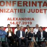 """""""Asa ceva nu facea nici Liviu Dragnea"""". Dancila i-a dat afara pe jurnalisti cand pesedistii au inceput sa-l aclame pe fostul lider PSD"""