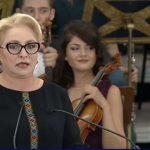 """Presedintele Iohannis a refuzat sa participe ceremonia lui Dancila. Premierul s-a laudat singura in mod jenant: """"Am consolidat dimensiunea sociala a Uniunii Europene"""""""