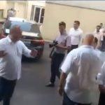 Imaginile zilei. PSD-istii din Constanta o apara disperati pe Dancila de protestatari. Aceasta a fugit din nou – Video