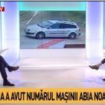 Televiziunea infractorilor. Interlopul Remus Radoi din Caracal, invitat de seama la Antena 3