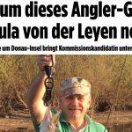 """""""De ce acest pescuit norocos o enerveaza pe Ursula von der Leyen"""". Penala Rovana Plumb, prezenta si in cel mai citit ziar din Europa"""