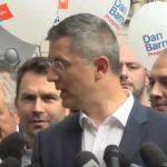 """Atacuri la adresa lui Iohannis. Dan Barna si-a depus candidatura la BEC: """"Iohannis si PNL ne spun constant ca mai bine nu se poate"""""""