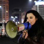 Regimul mafiei PSD. Studenta din Cluj, amenzi de 9.000 de lei pentru organizarea de proteste pentru justitie si stat de drept