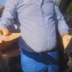 Politistul care l-a filmat pe pesedistul Lucian Radulescu s-a ales cu plangere penala