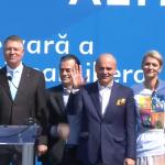 """Klaus Iohannis: """"Rares Bogdan, unul dintre cei mai noi si mai de succes politicieni"""""""