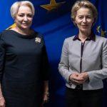 Situatie stranie cu comisarul european din partea Romaniei. Ursula von der Leyen va prezenta marti componenta comisiei, insa Plumb si Nica ar fi fost deja respinsi. Cine reprezinta Romania?