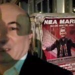 """""""Esti dobitoc daca faci asta"""". Codrin Stefanescu, enervat ca a primit prezervative de la protestatarul Marian Ceausescu"""