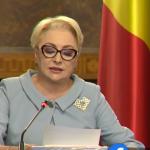 "Dancila si-a citit ultimul discurs ca premier: ""Iohannis si PNL insista sa instaleze la Palatul Victoria o echipa improvizata"""