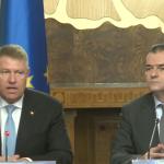 """Jaful PSD. Iohannis, la sedinta de Guvern: """"Pesedistii au golit finantele publice inainte de plecare"""""""