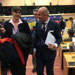 """Kovesi, """"prestatie remarcabila"""" in Parlamentul European. Rares Bogdan: """"Laudele pe care le-am auzit la adresa ei m-au umplut de mandrie"""""""
